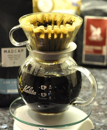Coffee Kalita Wave