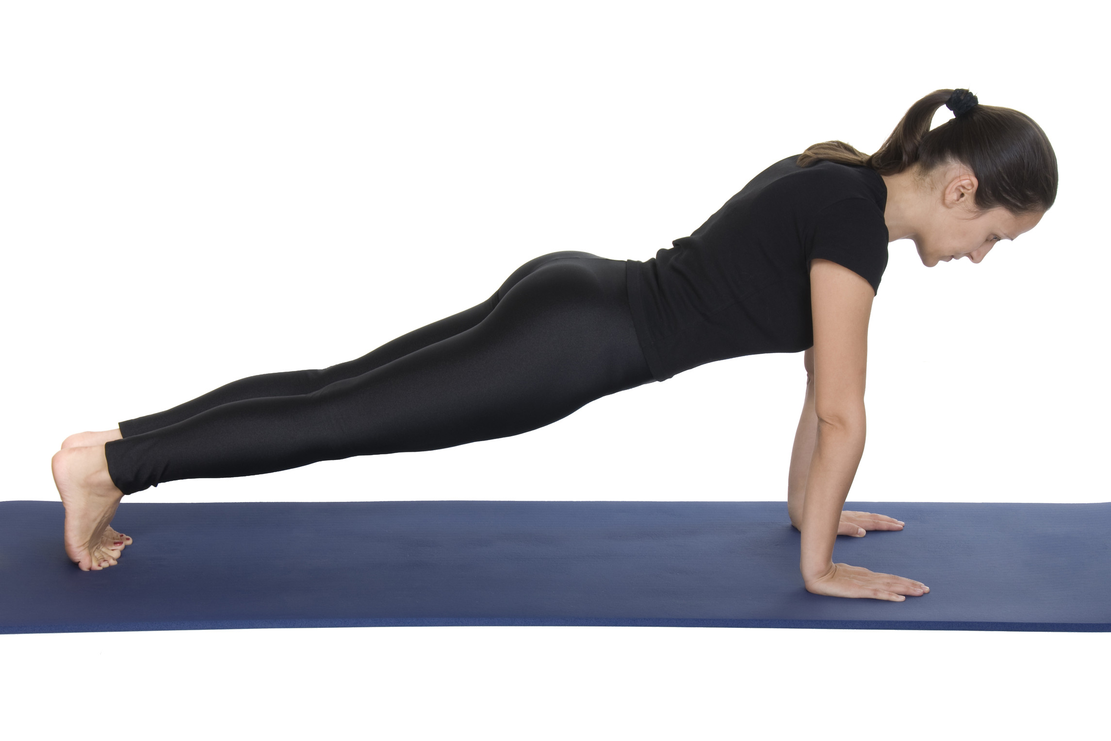 Health Exercise Plank