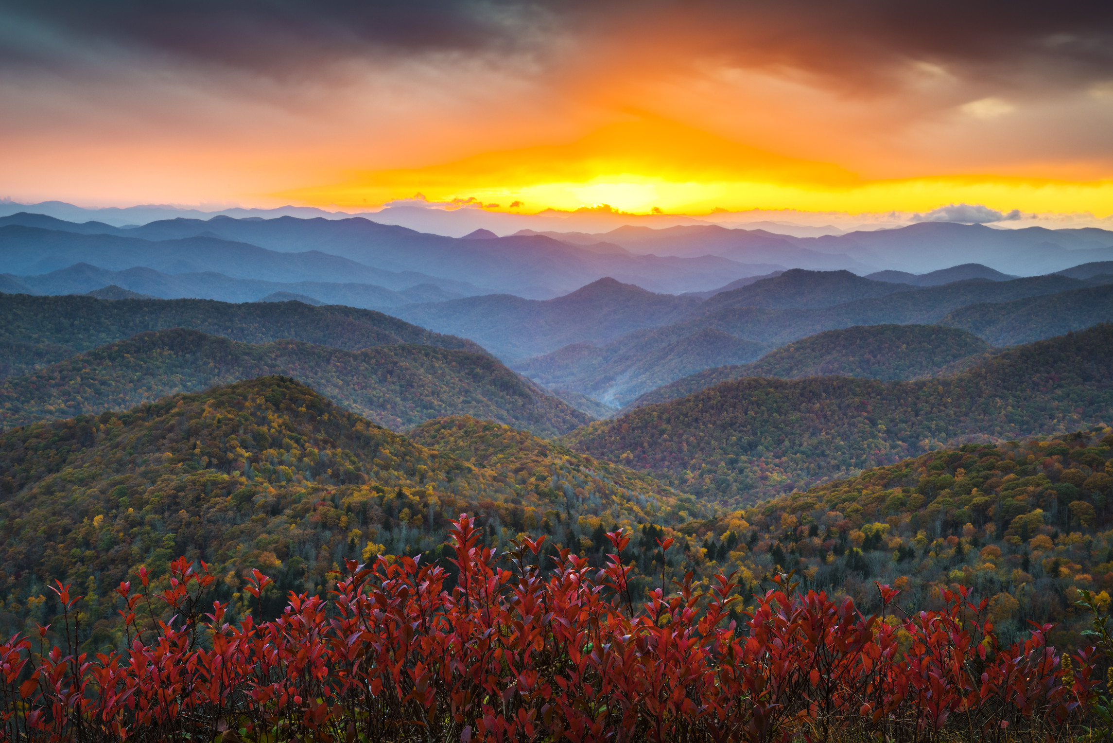 Travel Blue Ridge Mountains