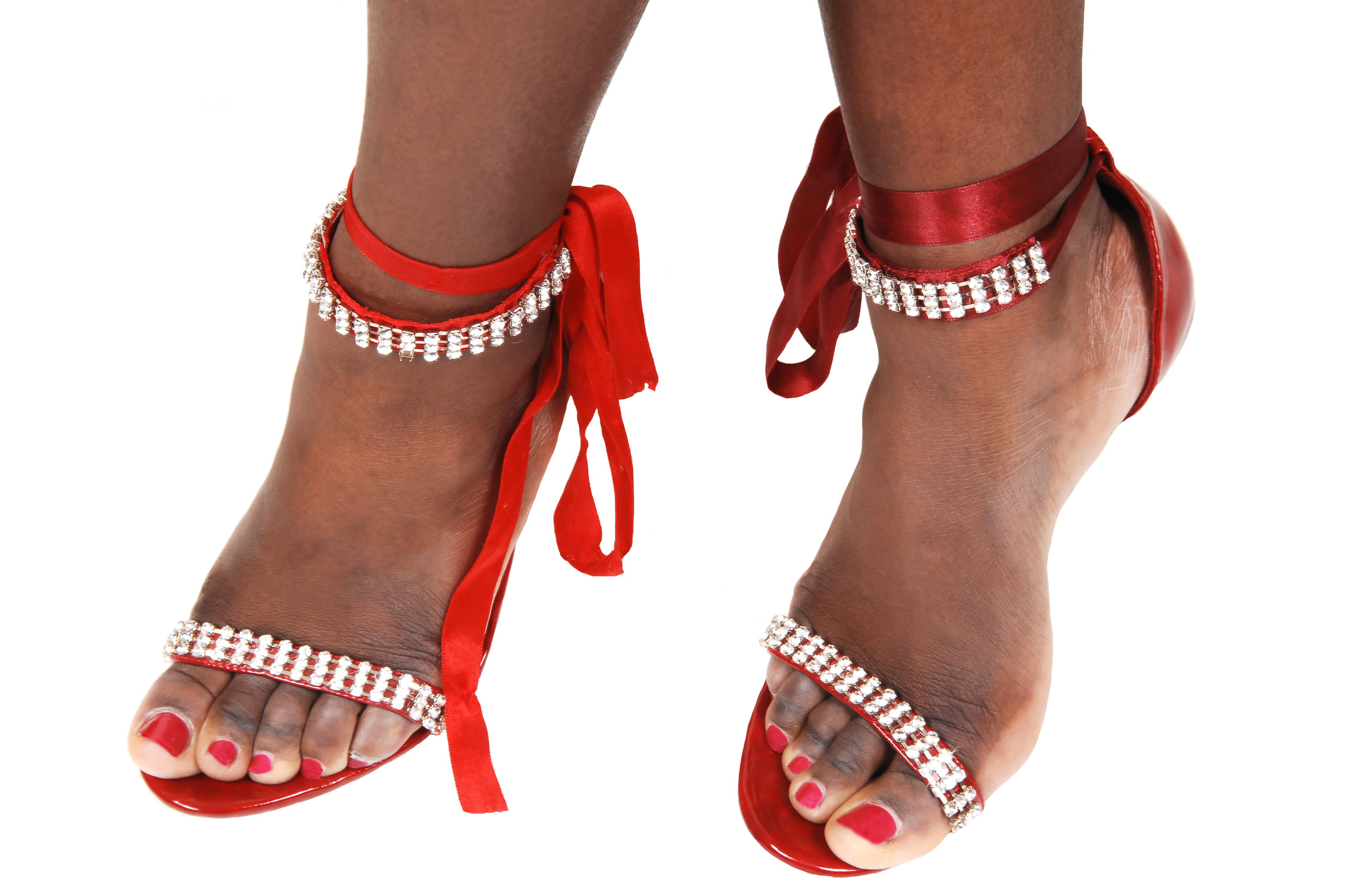 Fashion Red Sandal