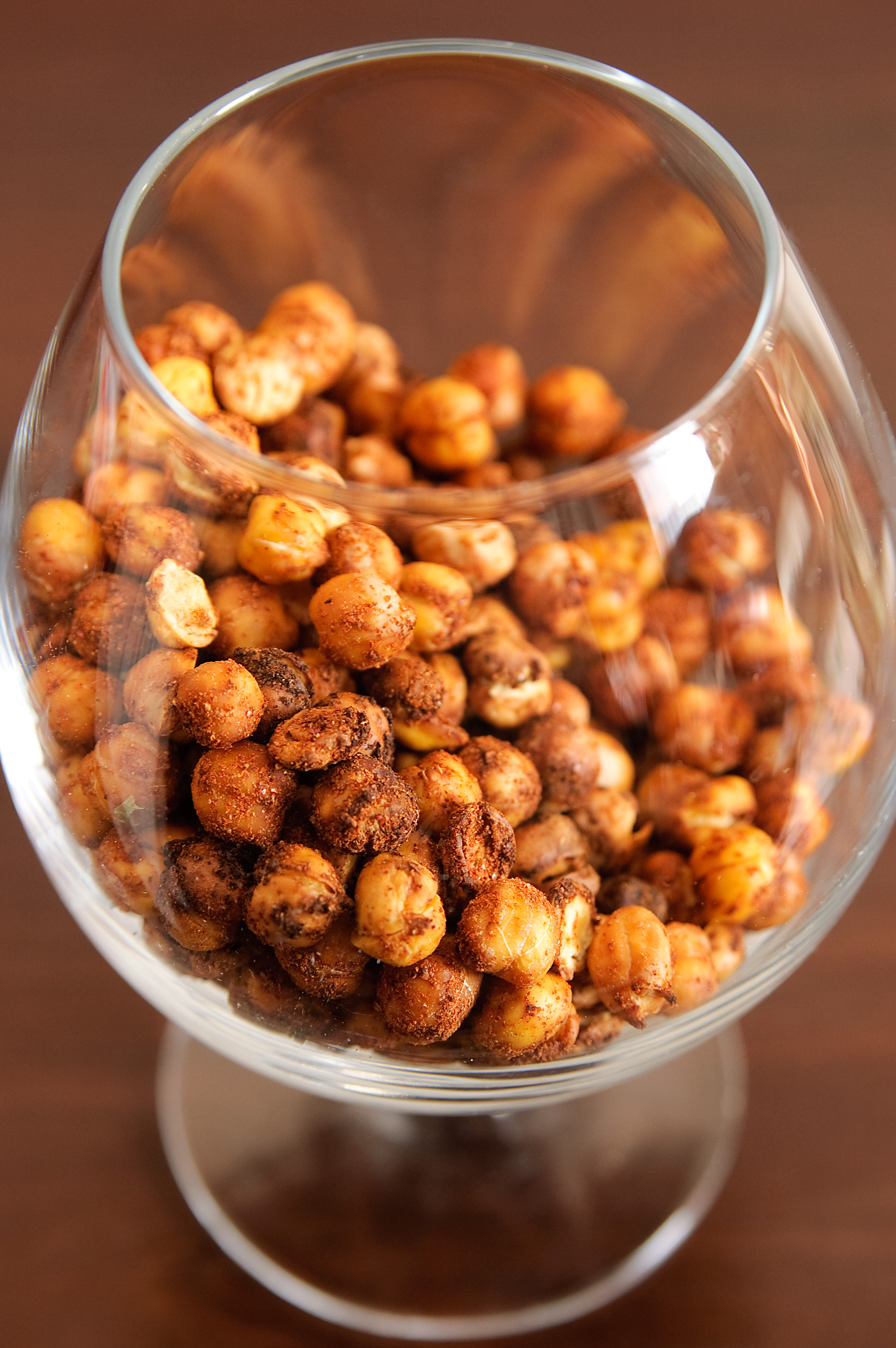 Food Recipe Chickpeas