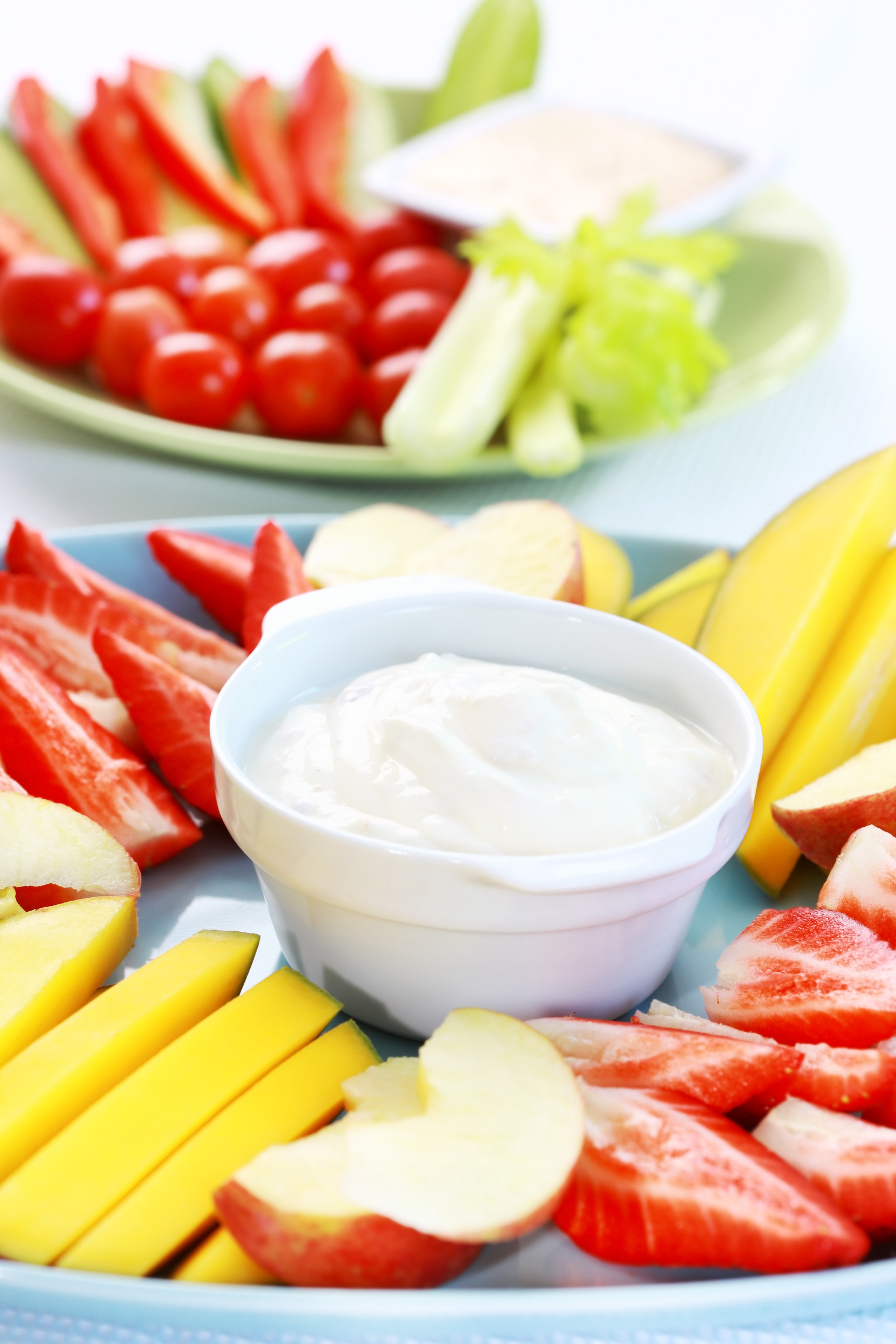 Food Recipe Fruit Dip