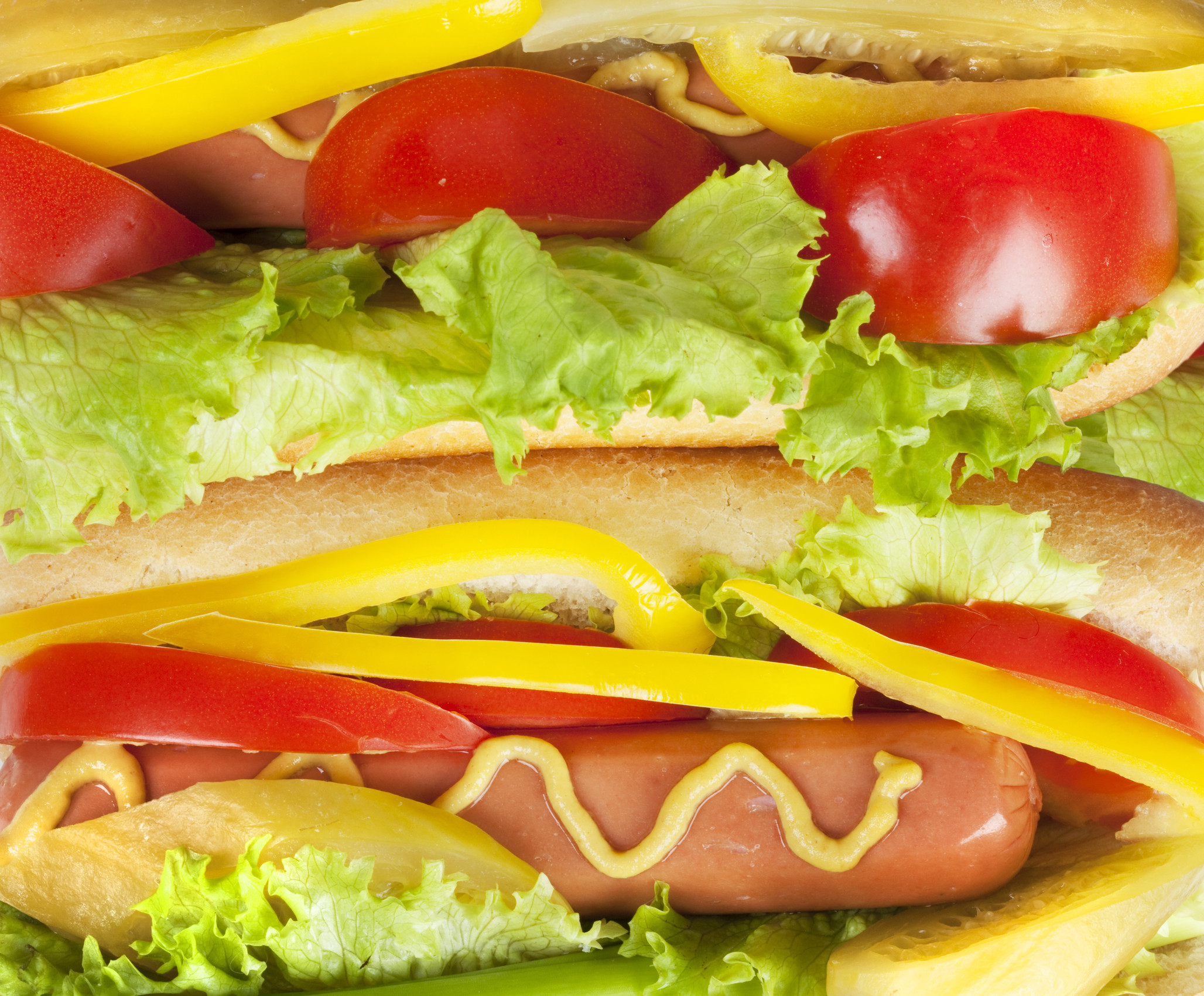 Food Recipe Hot Dog