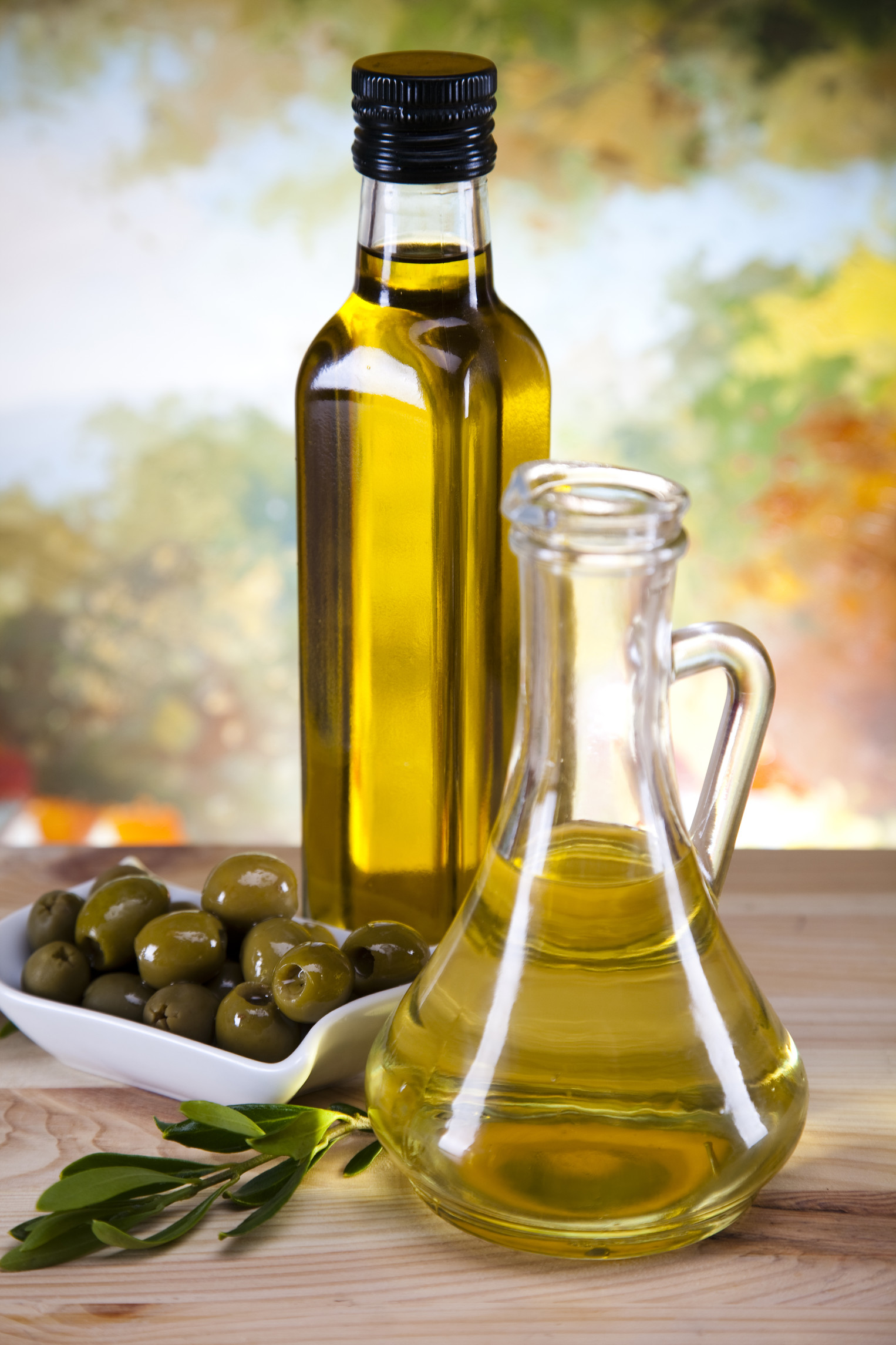 Food Recipe Olive Oil