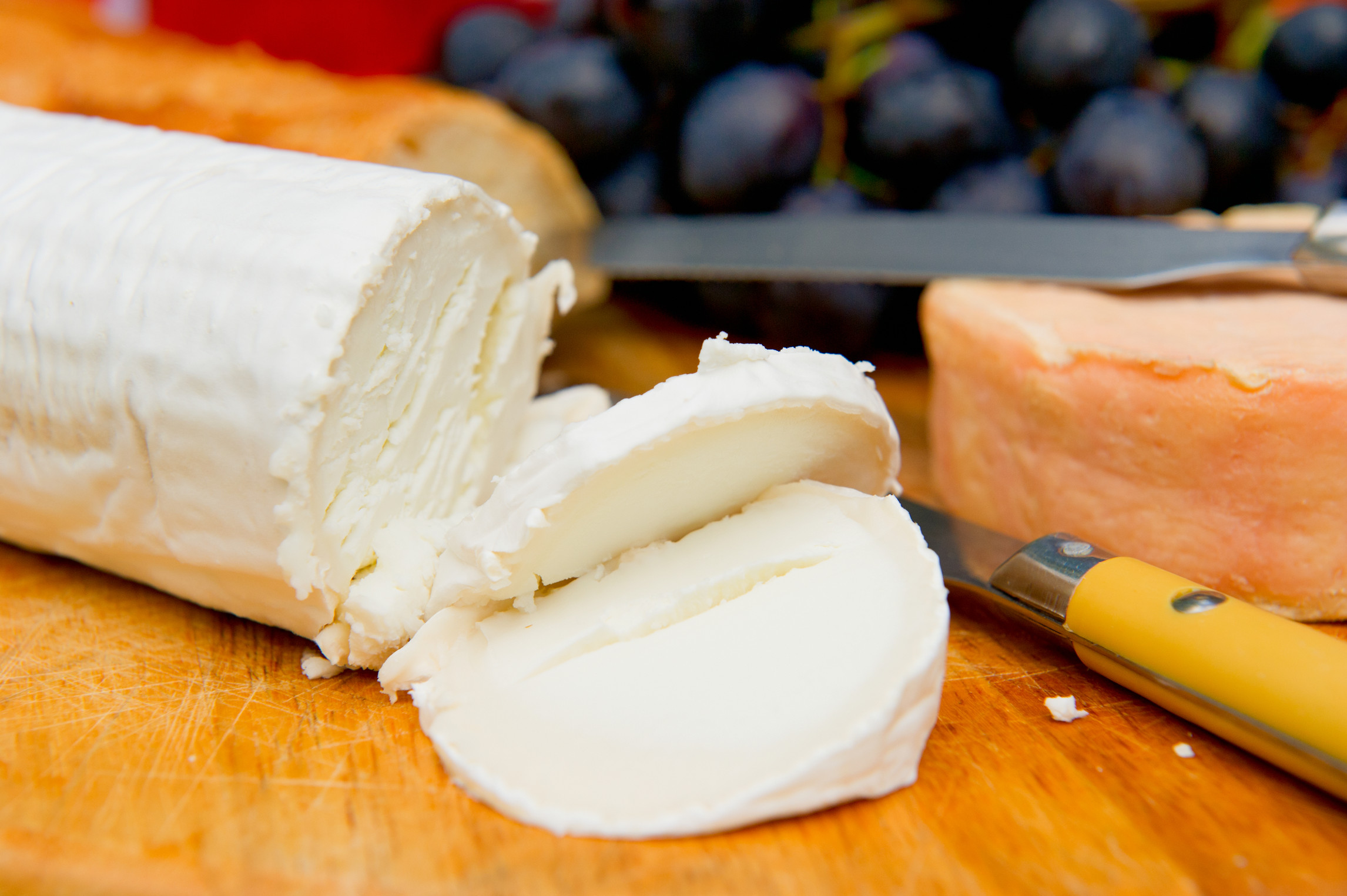 Food Recipe Goat Cheese