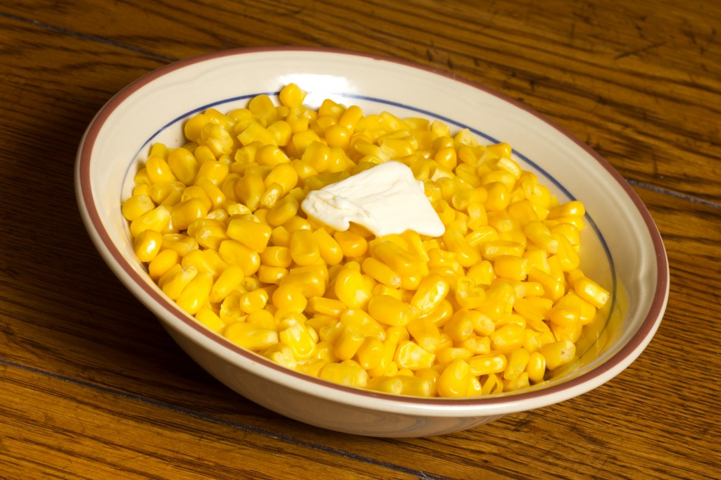 Food Recipe Butter Corn