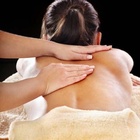 FP Health Back Massage