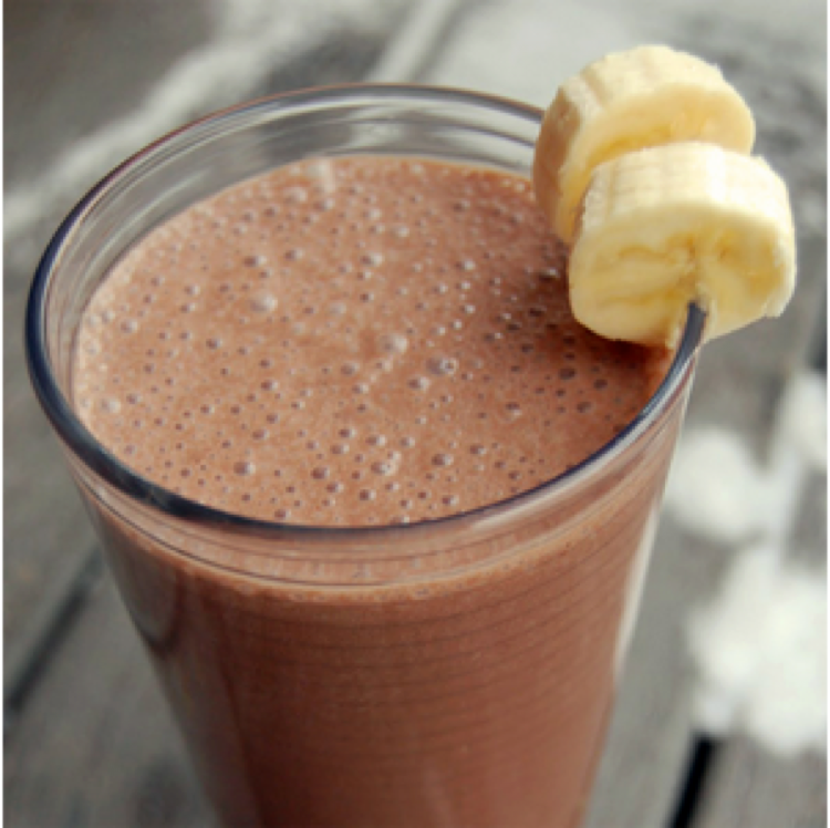 Banana Mocha Smoothie