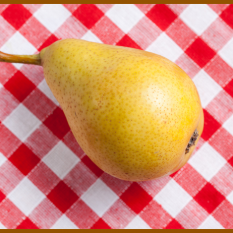 Healthy Food Pear