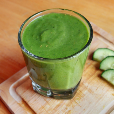 FP Recipe Green Drink Smoothie
