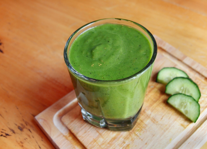 Recipe Green Drink Smoothie