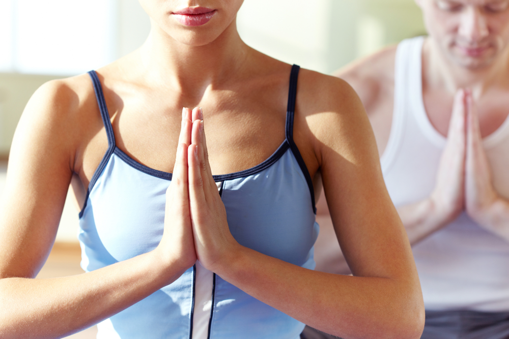 Wellness:  Yoga Solves All