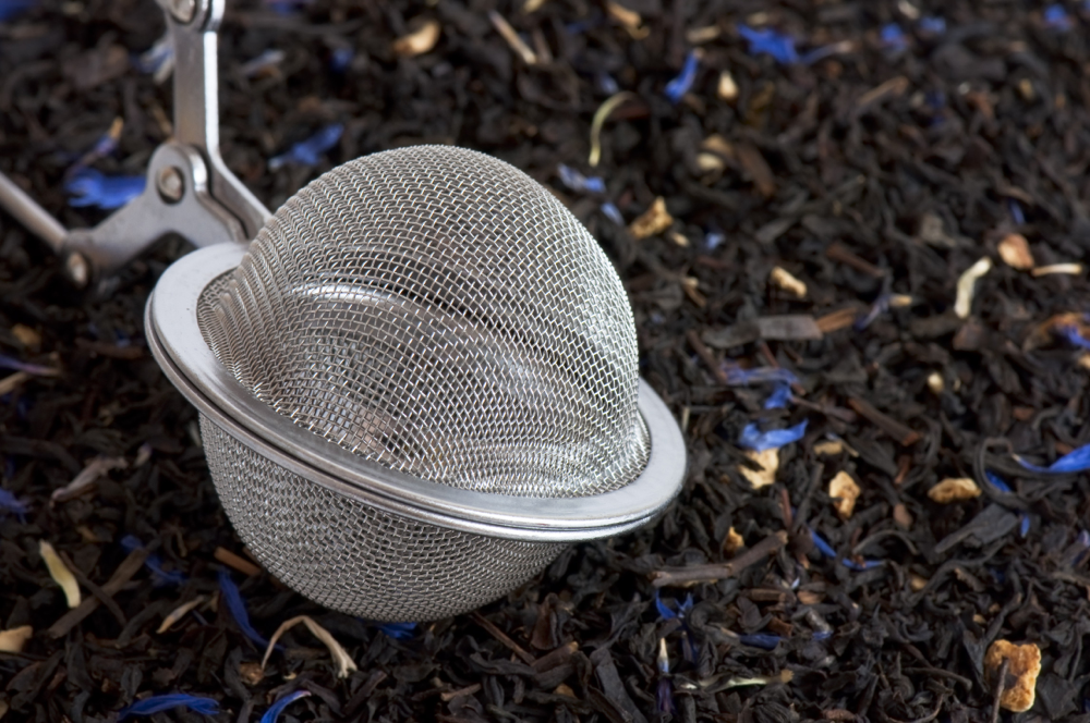 Tea Ball for Wellness