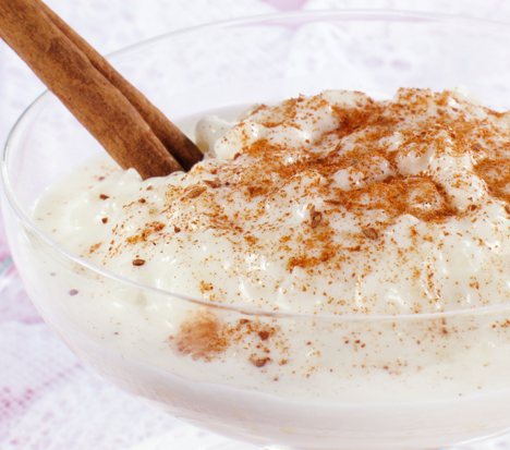 FP FoodCinnamonRicePudding